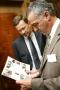Galerie de photos : DÉJEUNER-DÉBAT: invité Zdeněk TŮMA, Gouverneur de la Banque nationale tchèque