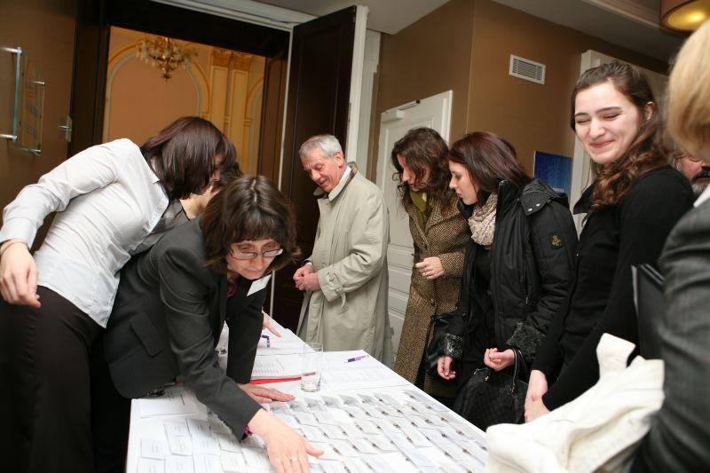 Galerie de photos : Assemblée générale de la CCFT