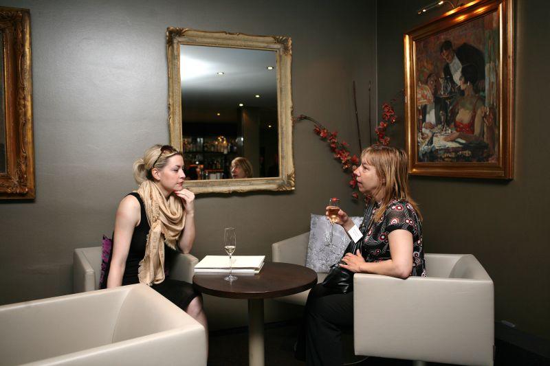 Galerie de photos : Déjeuner-débat avec M. Pierre LÉVY, Ambassadeur de France en République tchèque