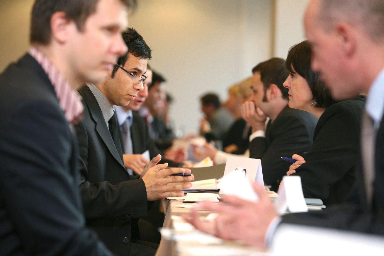 Galerie de photos : SPEED BUSINESS MEETING - Formule rapide pour trouver de nouveaux contacts - Rencontrez 8 entreprises en 80 minutes!