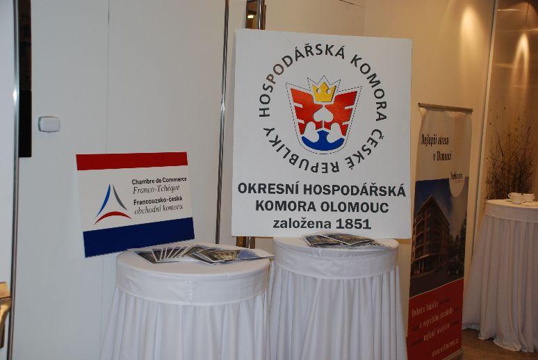 Galerie de photos : SPEED BUSINESS MEETING avec la Chambre de Commerce d'Olomouc et VCES Property Development
