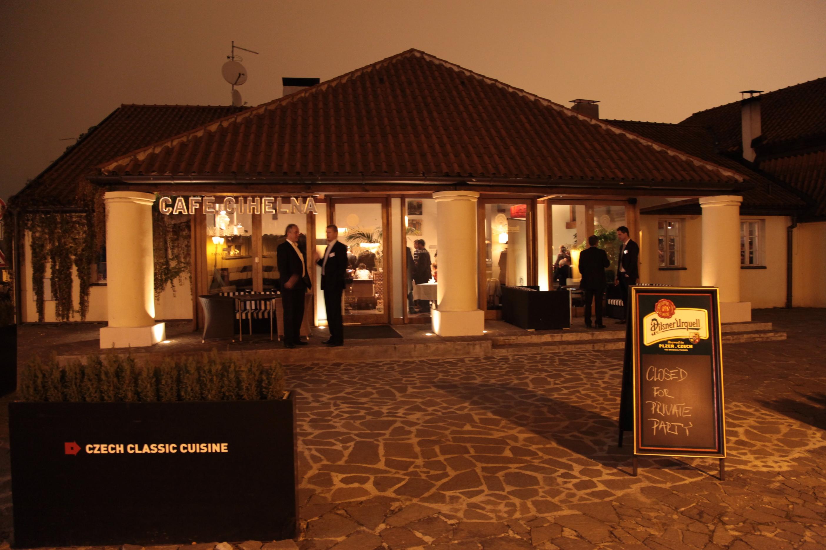 Galerie de photos : Beaujolais Nouveau et Svatomartinské 2011