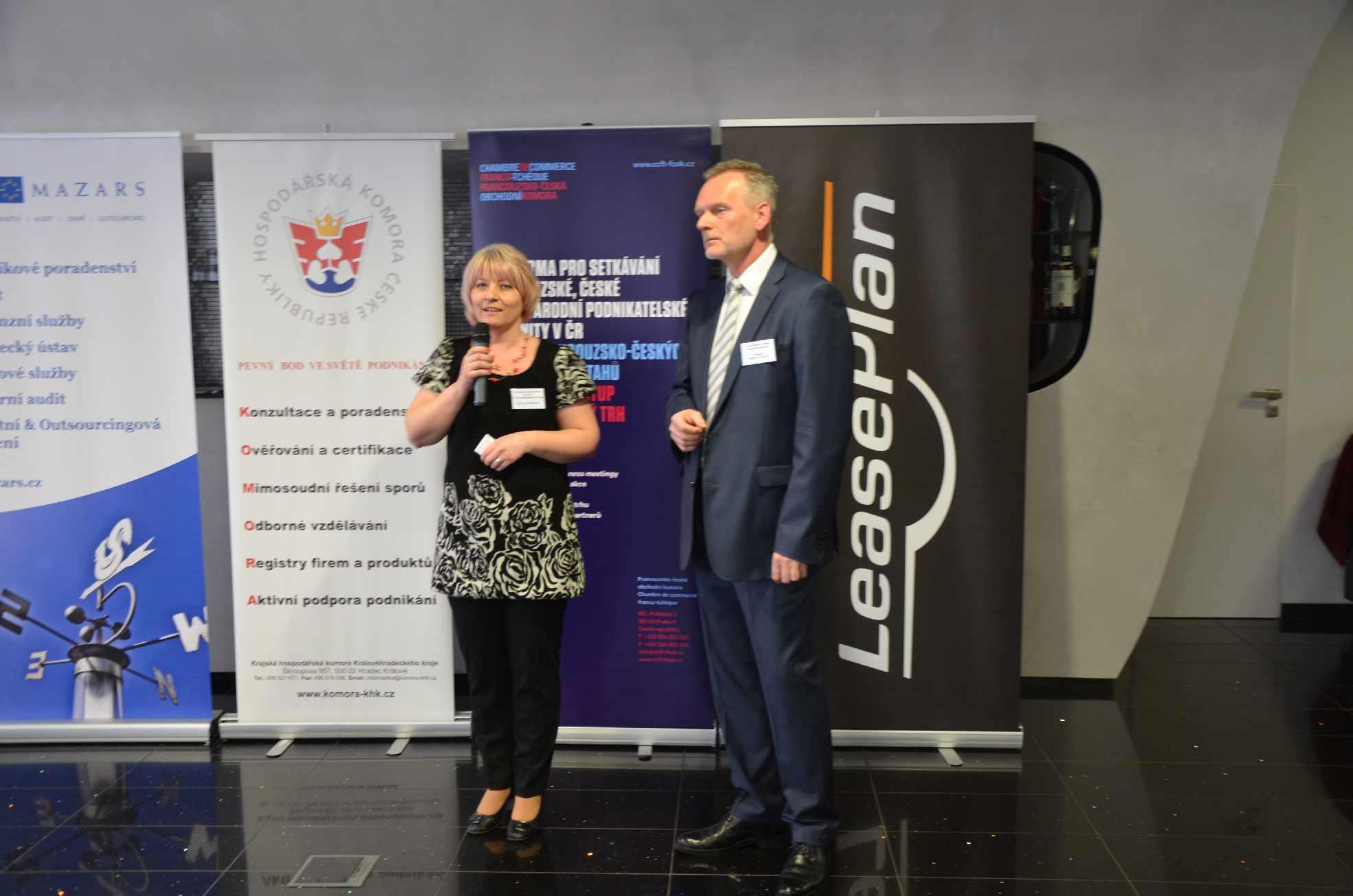 Galerie de photos : Speed Business Meeting à Hradec Králové