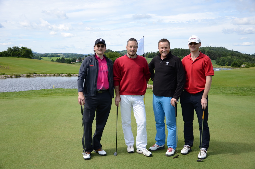 Galerie de photos : French Czech Golf Cup 2014