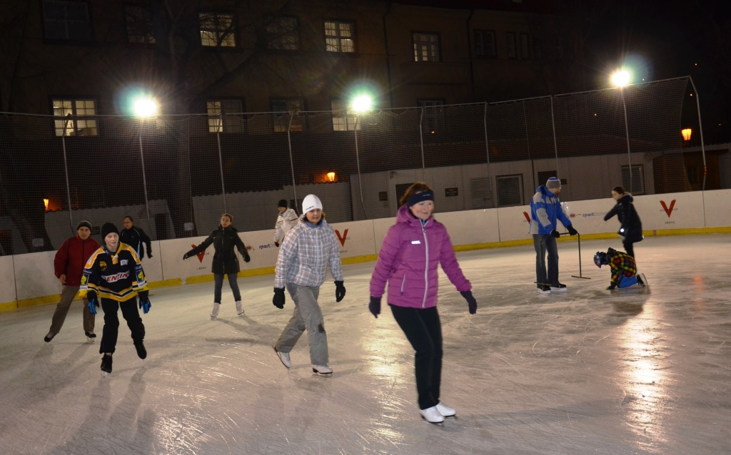 Galerie de photos : Patinage et hockey sur glace