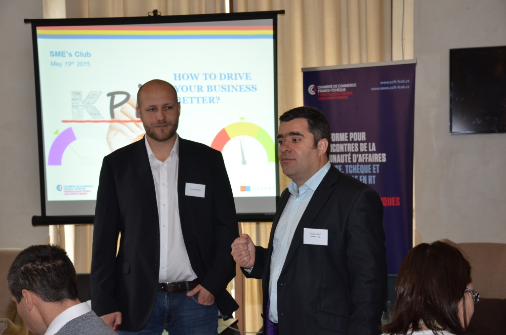 Galerie de photos : SME Club: KPIs - How to drive your business better