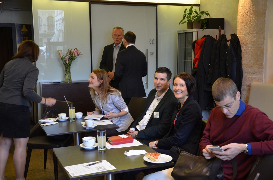 Galerie de photos : HR STRATEGY CLUB - How to manage a career shift ?