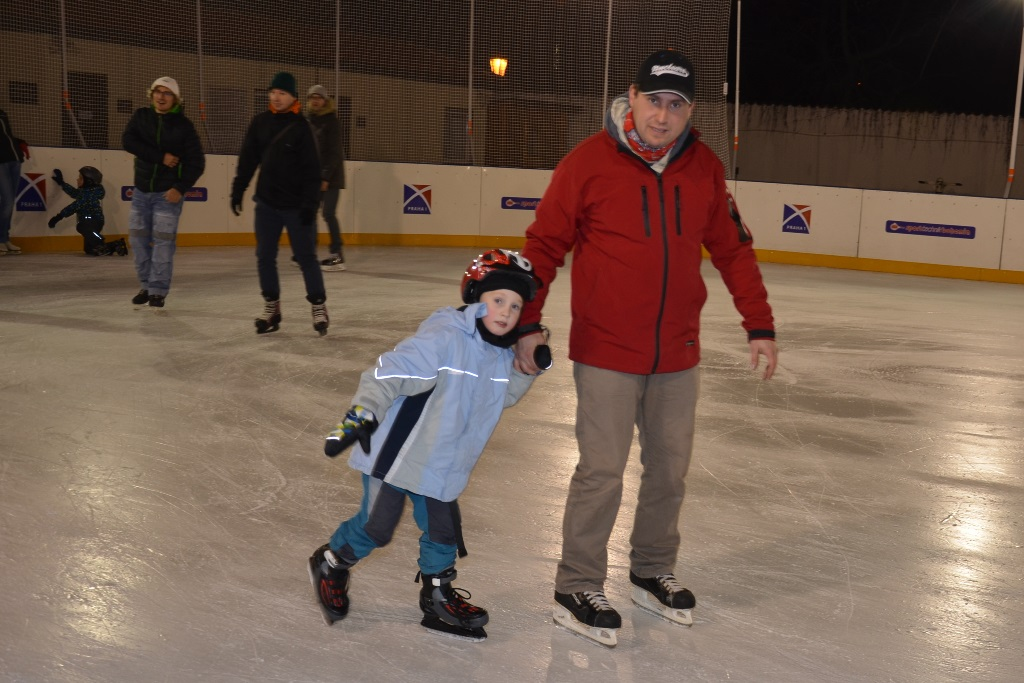 Galerie de photos : Patinage sur glace