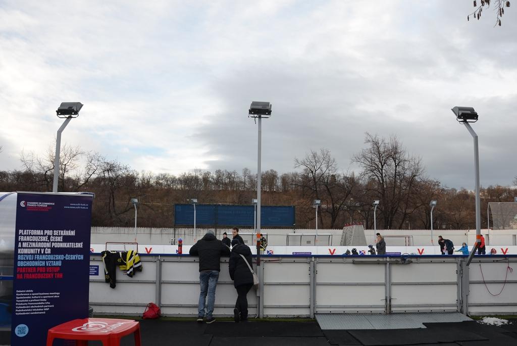 Galerie de photos : Patin sur glace Na Františku