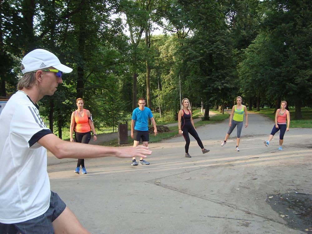 Galerie de photos : Entraînement à la course à pied