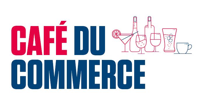 Café du commerce v září