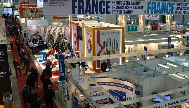 Poslední volné stánky na Francouzském pavilonu na MSV!