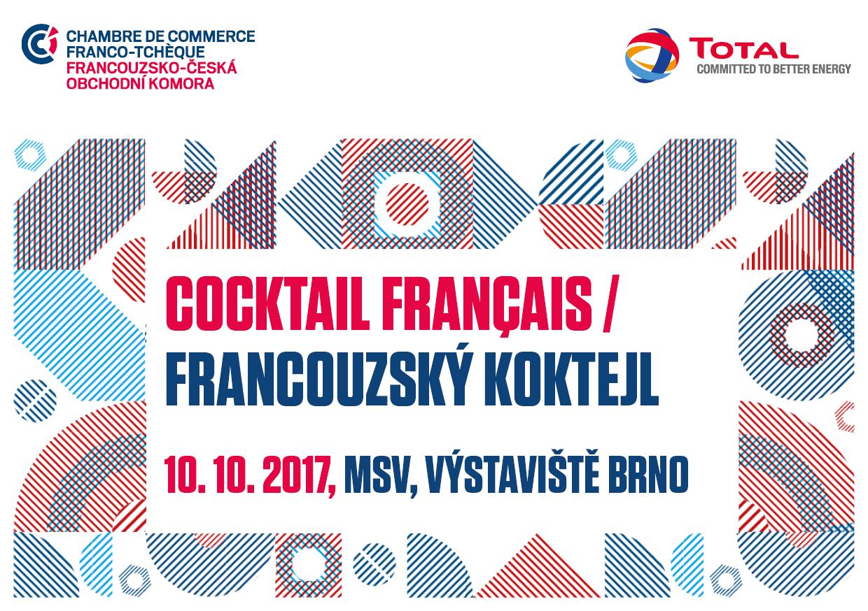 Francouzsko-český koktejl v Brně