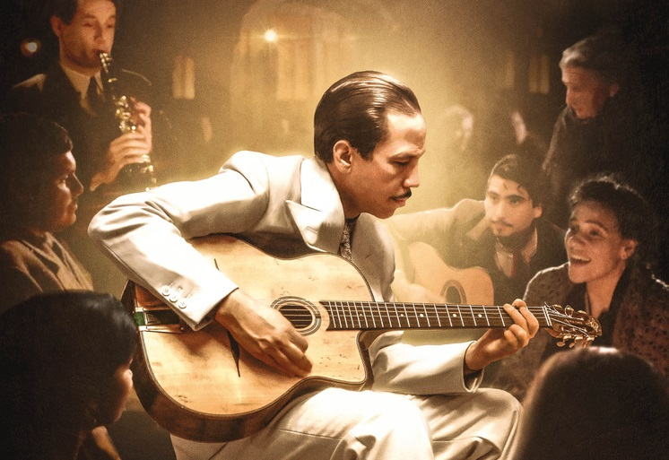 Swing v Lucerně: Django Reinhardt night