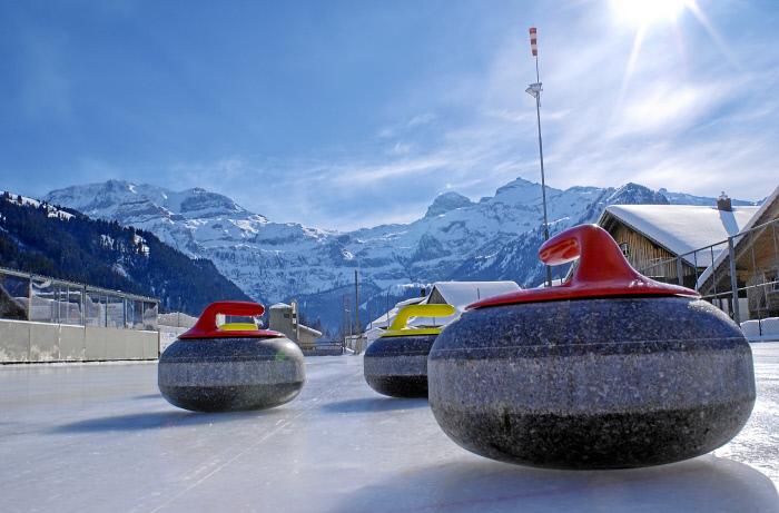 Curlingový turnaj