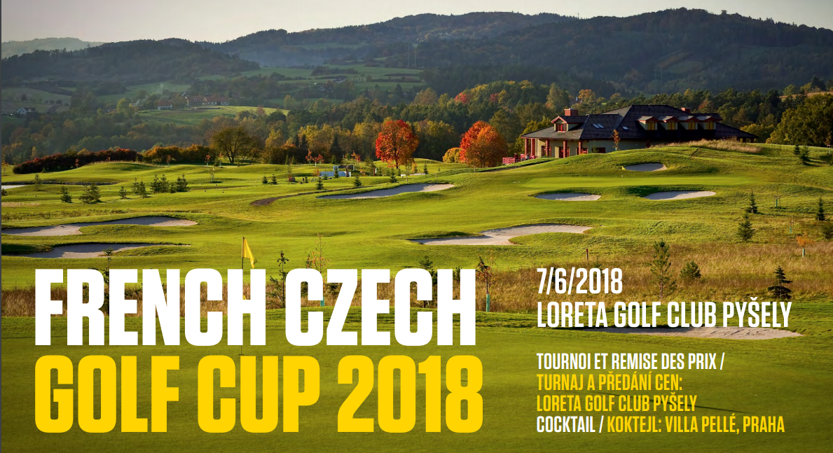 French Czech Golf Cup 2018