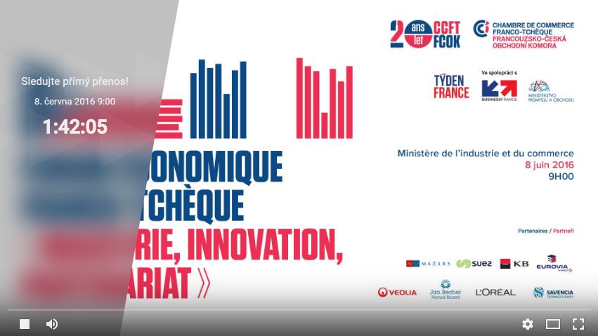 Vidéo du Forum économique
