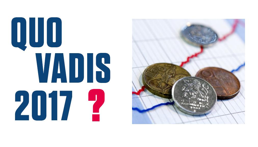 Qu'apportera l'an 2017 à l'économie tchèque ?