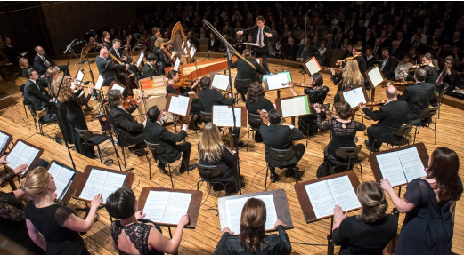 Concert de Collegium 1704