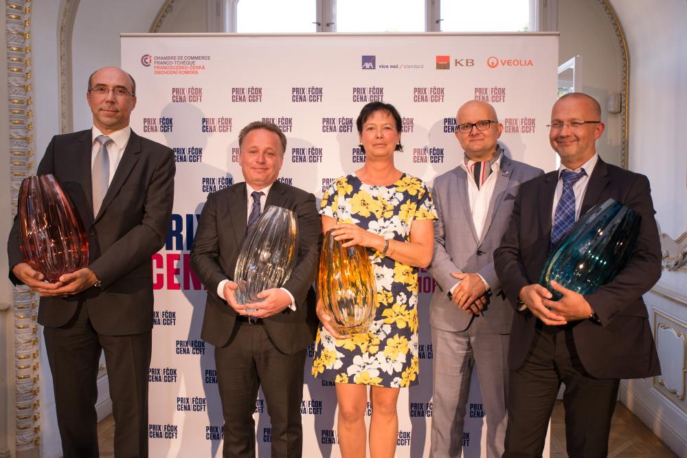 Résultats du Prix d'Excellence de la CCFT