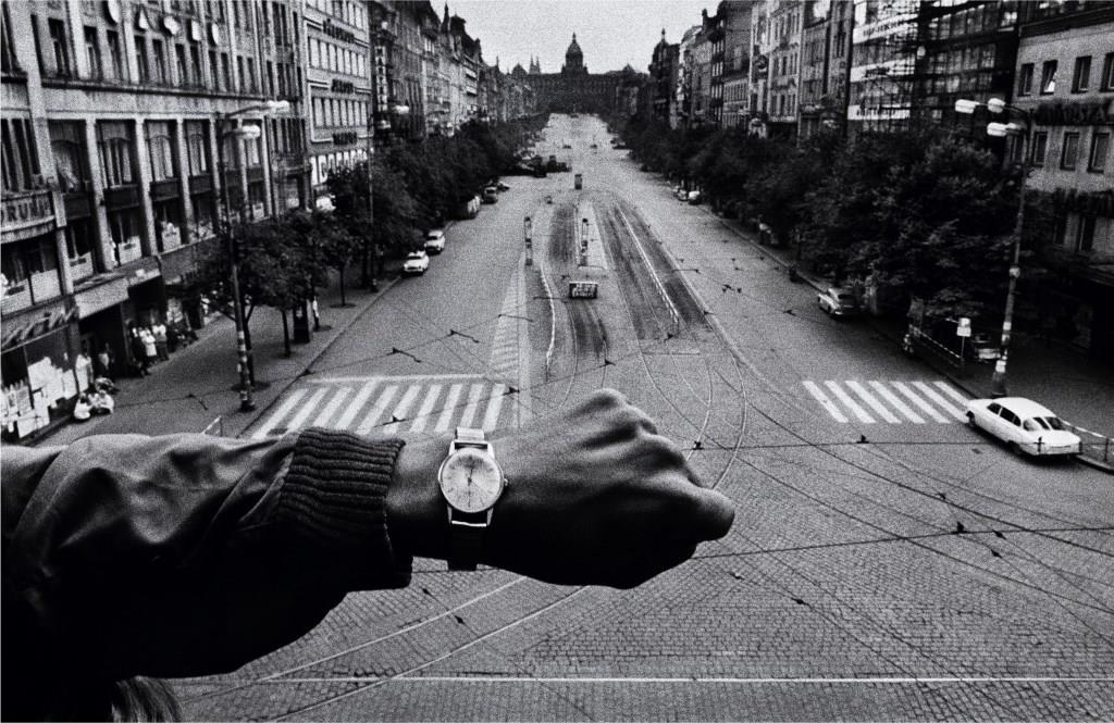 Exposition Koudelka : Les Retours