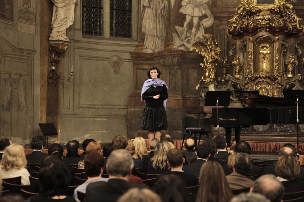 Galerie de photos : Concert de soutien en faveur de l'Académie franco-tchèque de musique de Telč