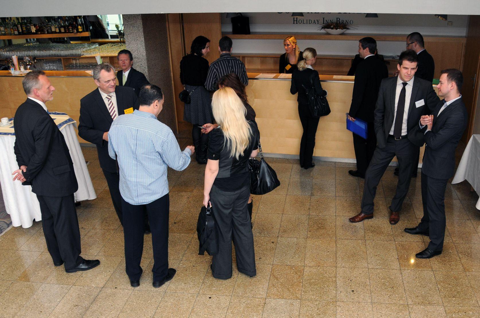Galerie de photos : Speed Business Meeting à Brno