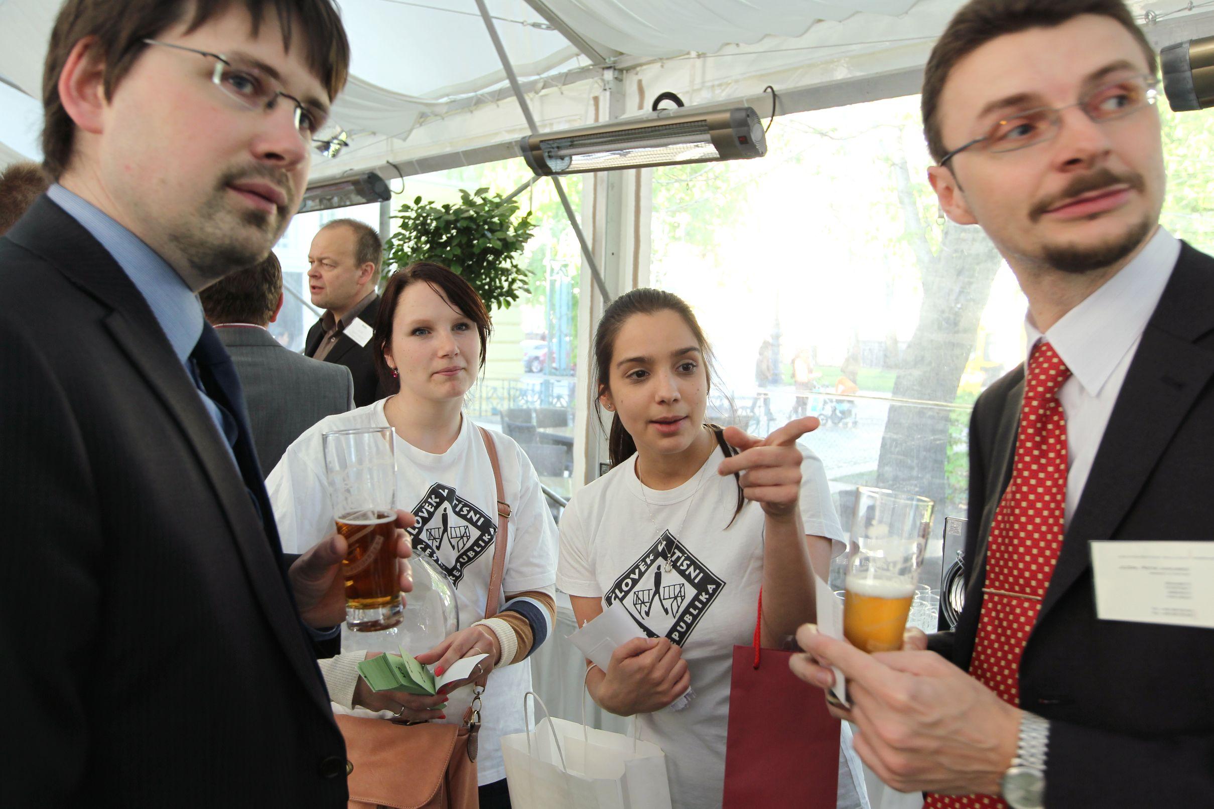 Galerie de photos : Czech Beer Festival 2012 - événement commun de 8 chambres étrangères