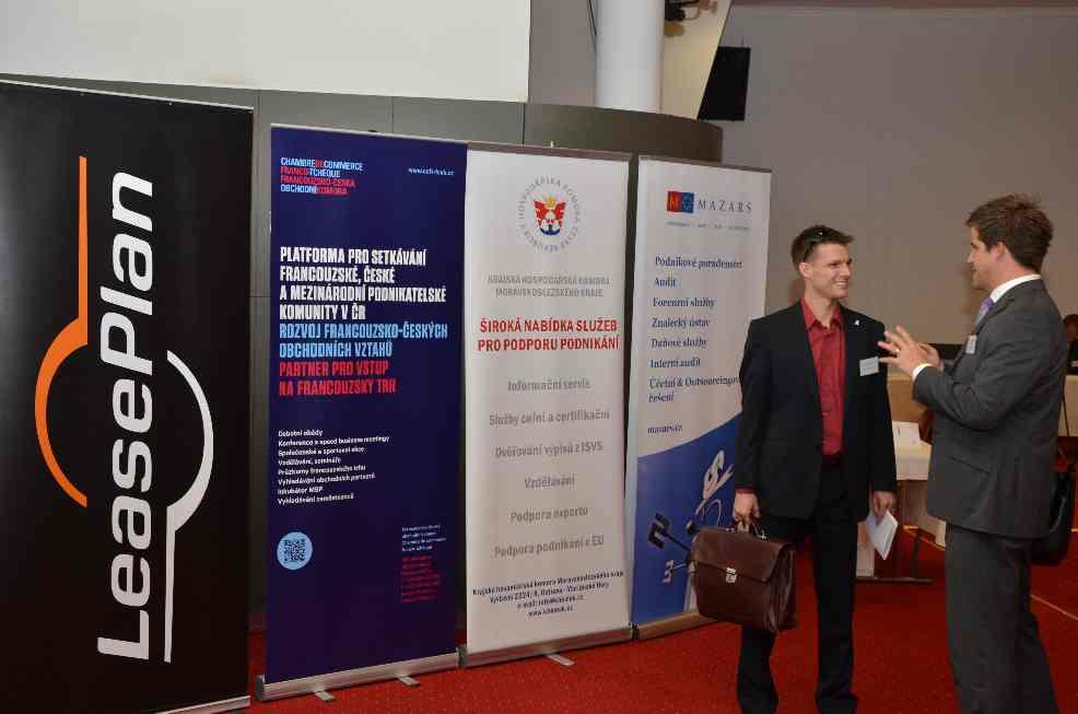 Galerie de photos : Speed Business Meeting à Ostrava