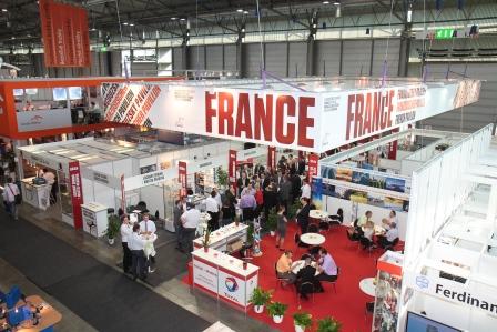 Galerie de photos : Pavillon France MSV 2012
