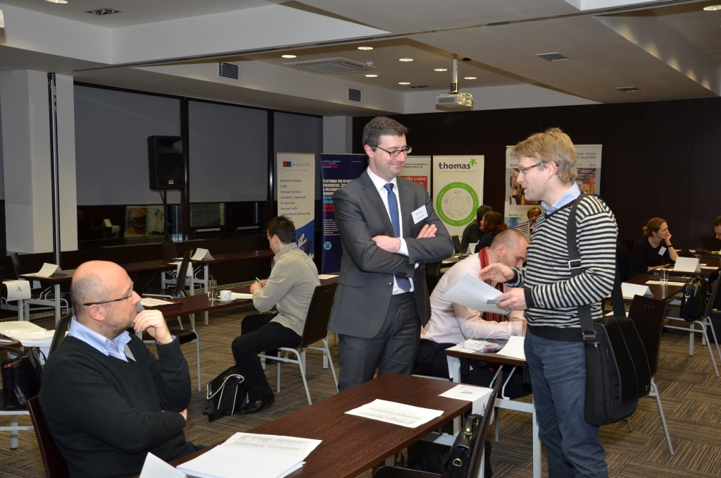 Galerie de photos : Speed Business Meeting avec l'Association des petites et moyennes entreprises