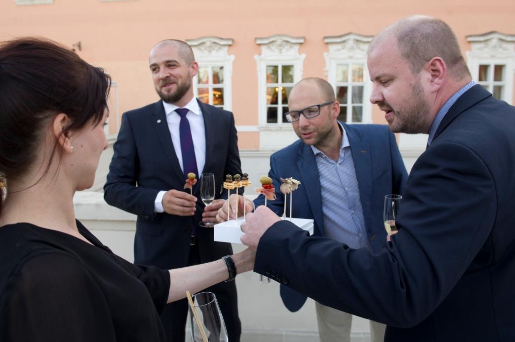 Galerie de photos : Cocktail et remise des prix du French Czech Golf Cup 2015