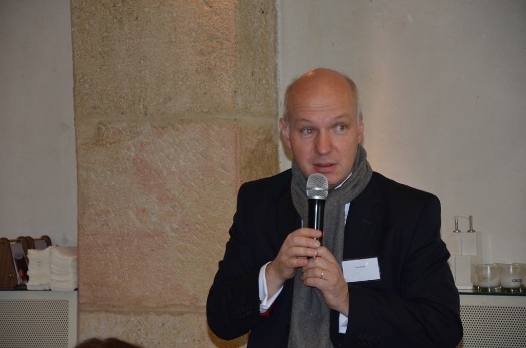Galerie de photos : HR STRATEGY CLUB - How to manage organizational change ?