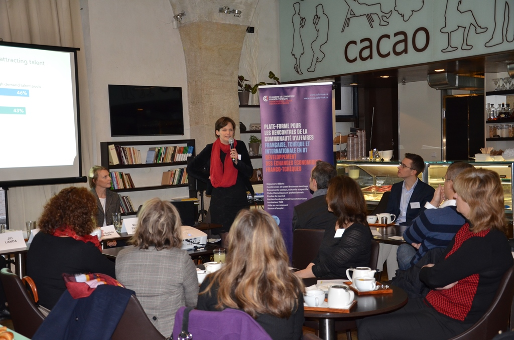 Galerie de photos : HR STRATEGY CLUB - How to recruit in a candidate-driven market?