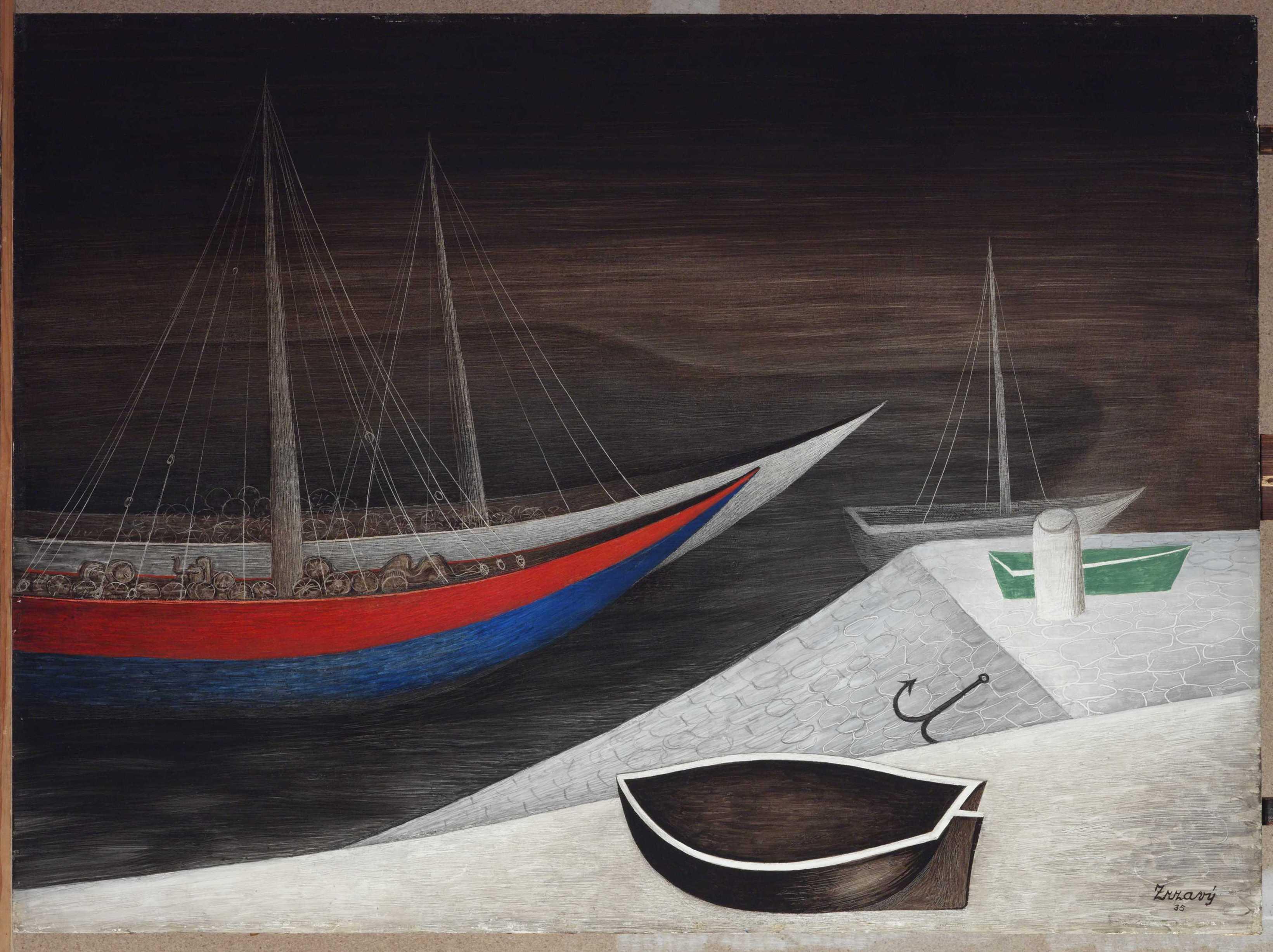 Výstava Bonjour, Monsieur Gauguin