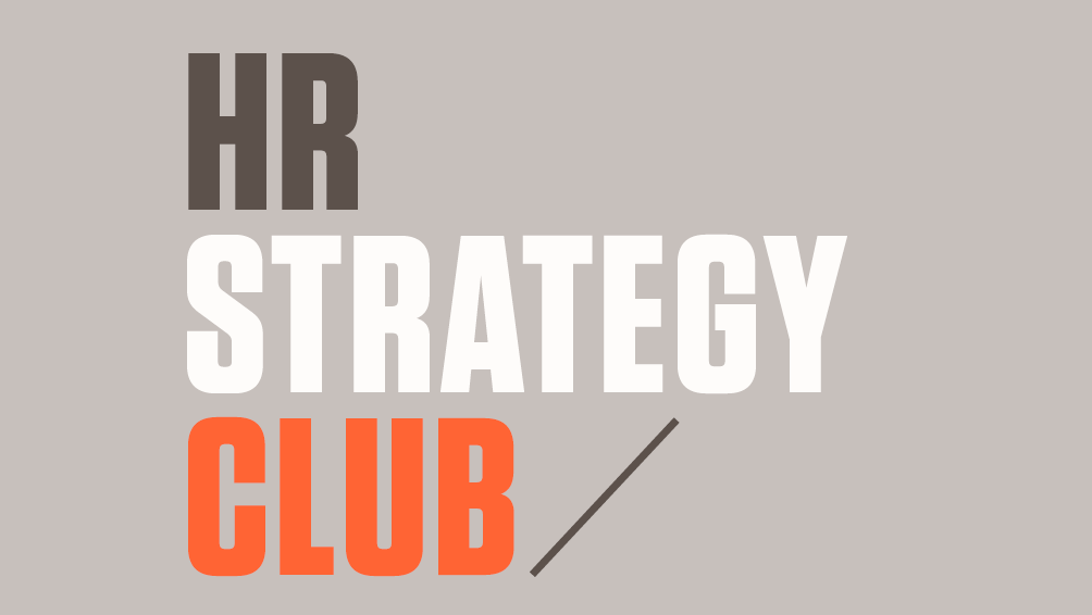 HR Strategy club