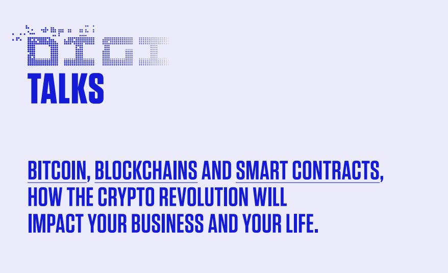 Digitalks - new event about digital world